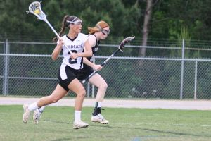 Girls Lax Playoff vs. Gibbons